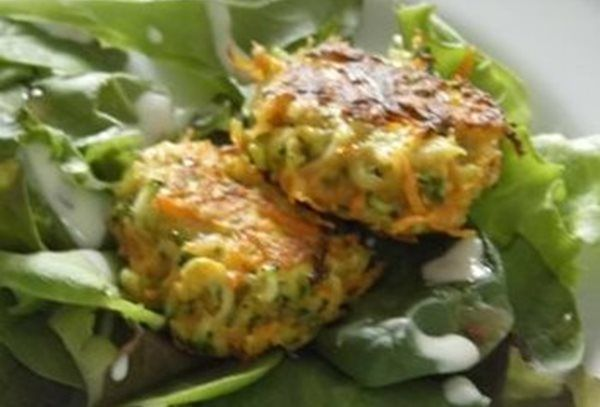 havermoutkoekjes met wortel en courgette recept   Solo Open Kitchen
