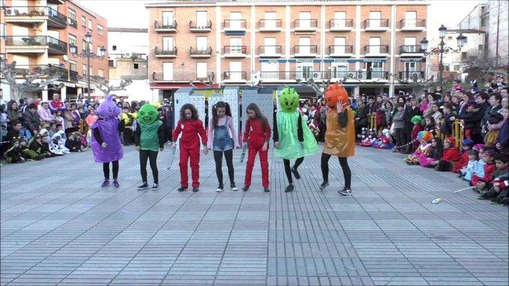 Carnaval de Albelda de Iregua 2017 Cazafantasmas