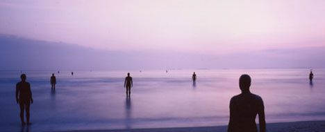 another-place  Antony Gormley is a British sculptor