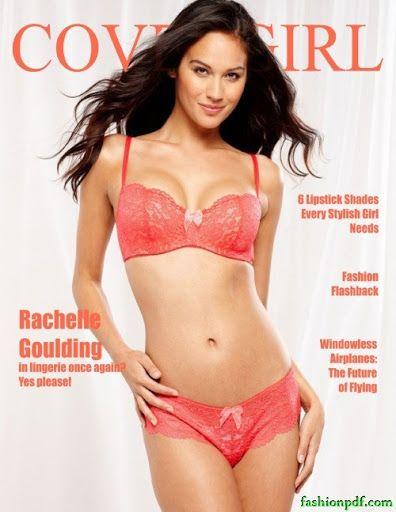 Rachelle Goulding - Covergirl Magazine February 2016