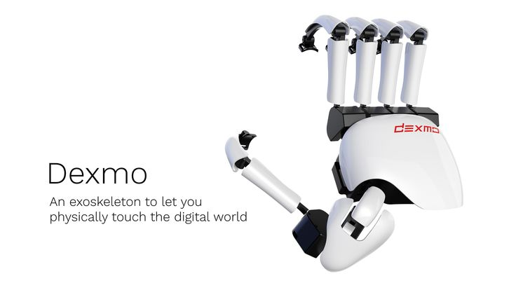 [2016]Dexmo: An exoskeleton for you to touch the digital world