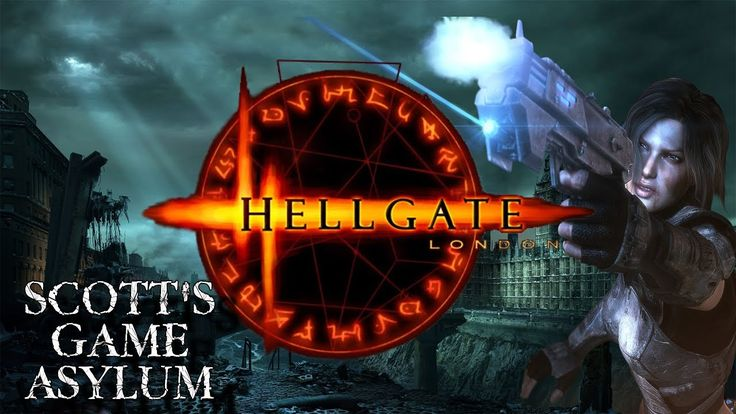 Hellgate: London Review. Scotts Game Asylum