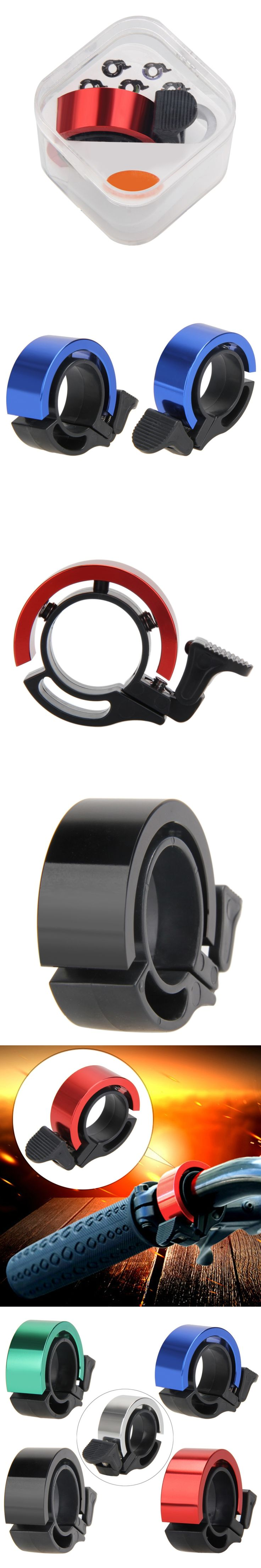 Cool Cycling Bike Bicycle Bell Handlebar Bells Ring Horn Sound Metal Alarm Safety For MTB Mountain Bike timbre bicicleta 5 color