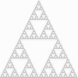 Fraktály a Pascalův trojúhelník