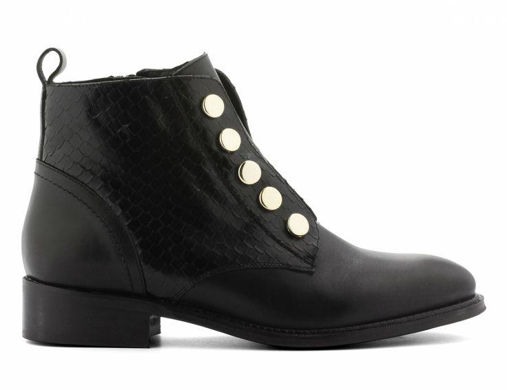 Des boots automne hiver 2017 : des bottines Cosmoparis