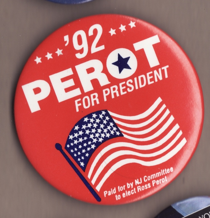 151 best ROSS PEROT images on Pinterest | 1992 presidential election ...