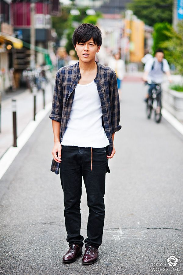 Street fashion for men japanese men street fashion tokyo Yes style japanese fashion