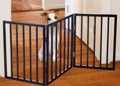 diy pet gates project how to make a dog gate at home top dog - Doggie Gates