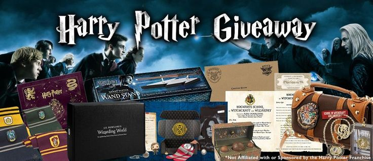 Harry Potter Fan Collection Giveaway  Open to: United States Ending on: 12/05/2017 Enter for a chance to win a ton of Harry Potter Swag, perfect for the biggest Harry Potter fan. Enter this Giveaway at Genre Buzz Enter our $100 Amazon Gift Card GiveawayOpen Worldwide. Ends 10/17/2017. What's New on Giveaway Promote Harry Potter Fan Collection Giveaway Hair Care Set …