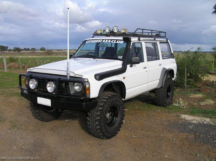 nissan patrol gr 2.8td wagon 4wd