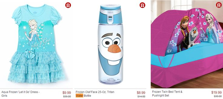 Hot Sale on Frozen Merchandise! Also Mickey &; Minnie, DC Comics, Madame Alexander, Melissa & Doug, and MORE!