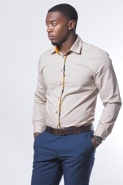 Tan Khari Shirt