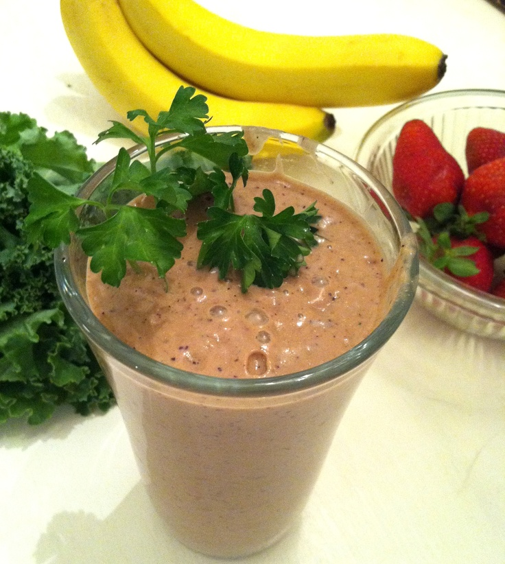 + images about RECIPES~SMOOTHIES on Pinterest | Strawberry smoothie ...