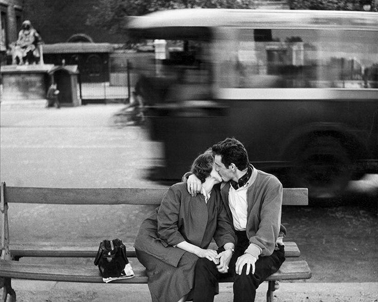 Gianni Berengo Gardin. C'est ça Paris, 1953