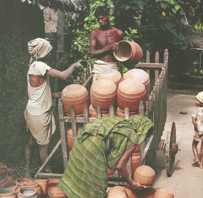 Your first 2015 Must Read: The Temple Potters of Puri is a a wonderfully readable detailed book on the beauty and devotion of the potters at Jagannatha Temple in India.