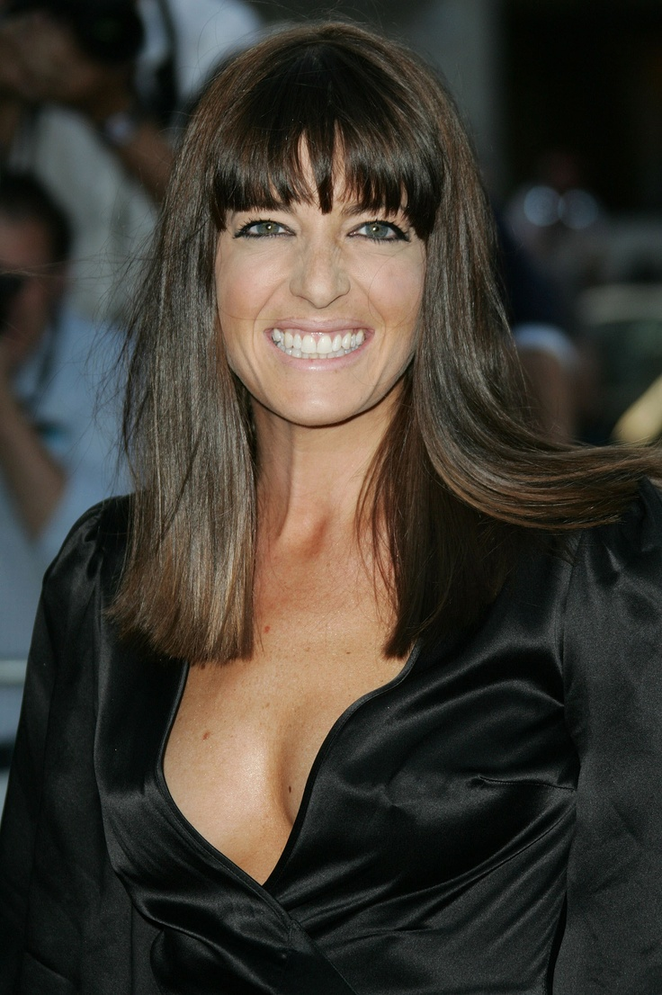 Claudia Winkleman   There's something HOT about ...