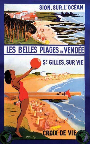 Les Plus Belles Plages de Vendée - St Gilles Croix & Sur Vie