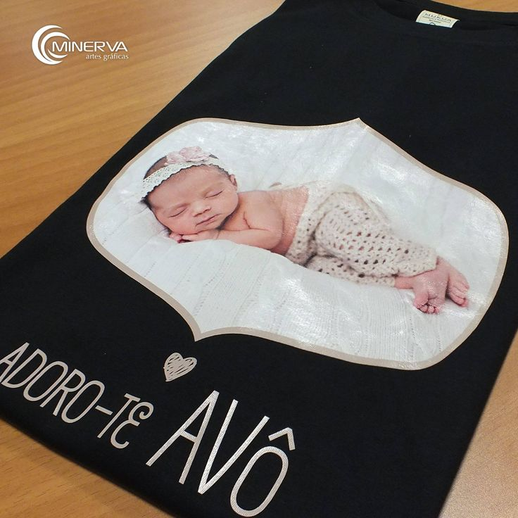 Personalize a sua t-shirt com amor!
