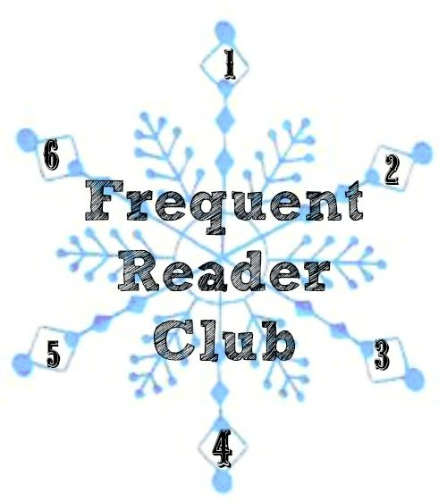 Fall Creek Library Wisconsin - Frequent Reader Club over school's winter break