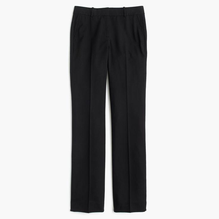 J.Crew - Campbell Traveler trouser in Italian wool