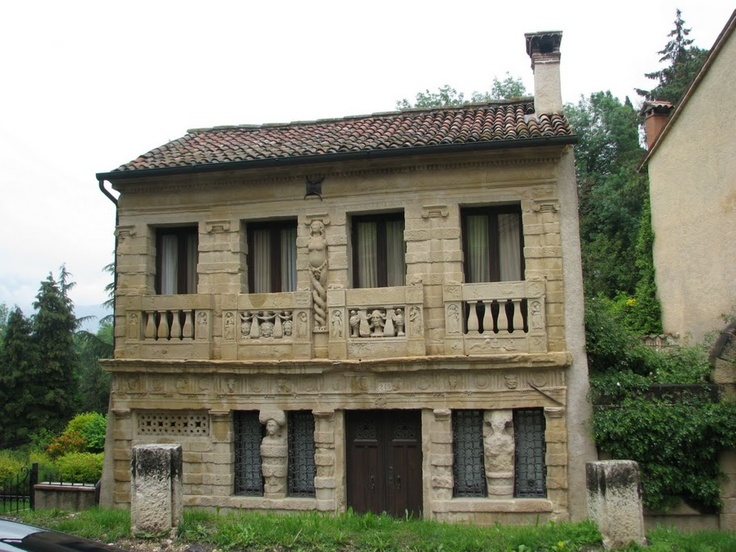 Oldest home in Asolo