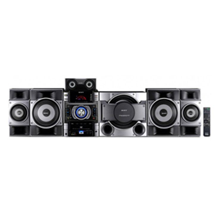 Sony MHC-GN1300D Dvd viritin Mini Hi-Fi System |  Wotbay.com