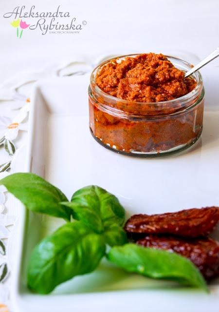 Pesto rosso (z suszonych pomidorów)