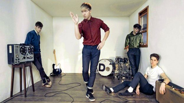 Even though I am anti hipster I do <3 The Drums