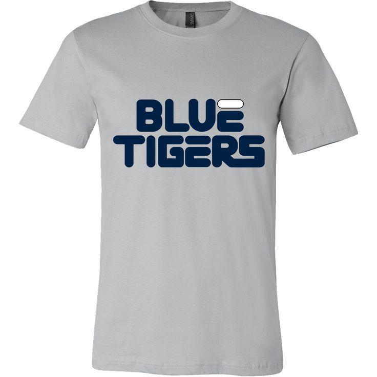 FOREVER I LOVE BLUE TIGERS (Lincoln University MO inspired)