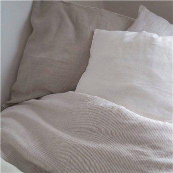 Påslaksndet Pure linen. Fina sängkläder av tvättat lin