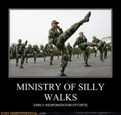 17 Best images about Ministry of Silly Walks on Pinterest ...