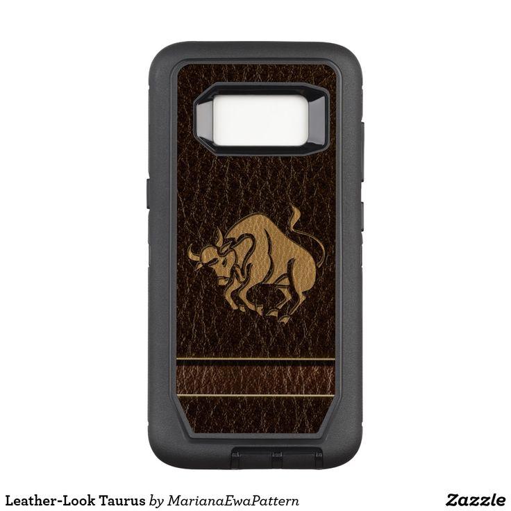 Leather-Look Taurus