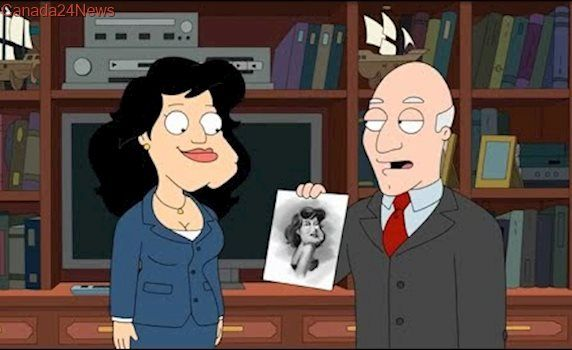 American Dad - Stan becomes a women P2