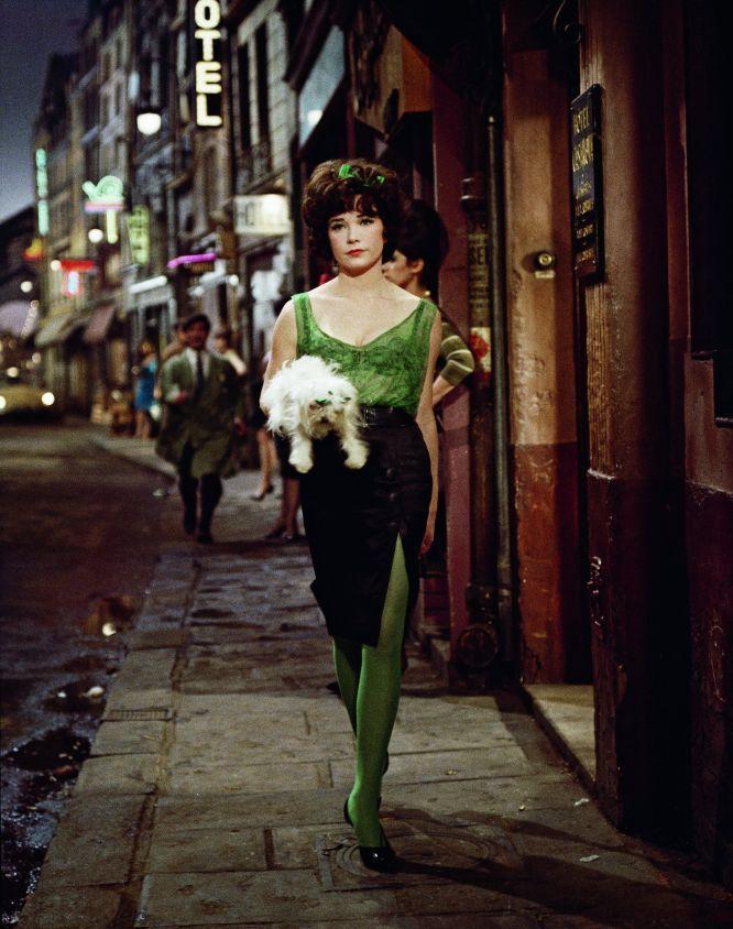 Orry-Kelly costume design: Irma la douce, starring Shirley MacLaine (Billy Wilder).