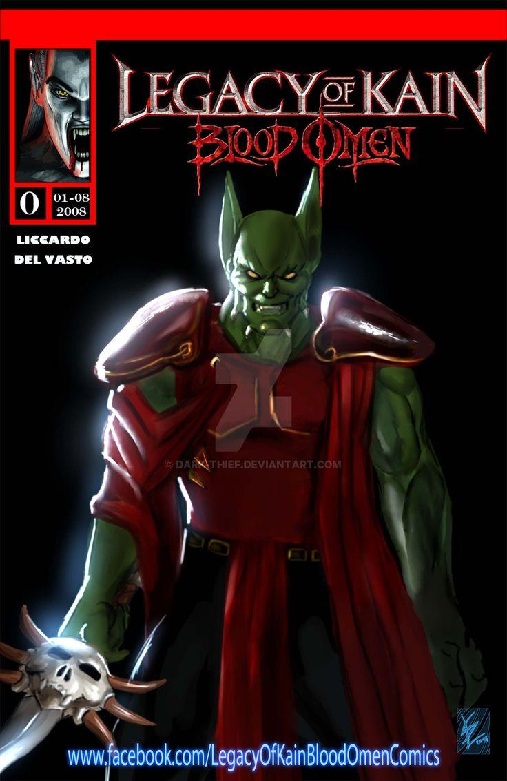 Legacy of Kain Blood Omen #0 new version by Dark-thief.deviantart.com on @DeviantArt