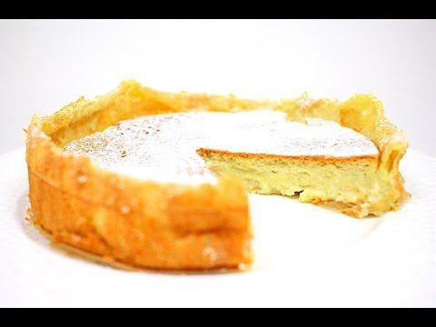 Умный пирог / Magic Cake - YouTube