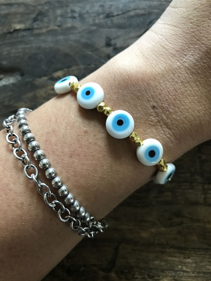 Turkish Eye Bracelet