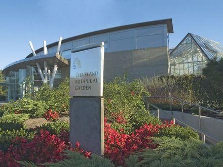 23 best cleveland images on pinterest cleveland rocks cleveland ohio and arquitetura for Cleveland botanical gardens parking