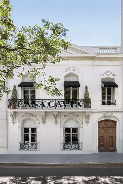 A Chic Concept: Casa Cavia Buenos Aires | La Dolce Vita