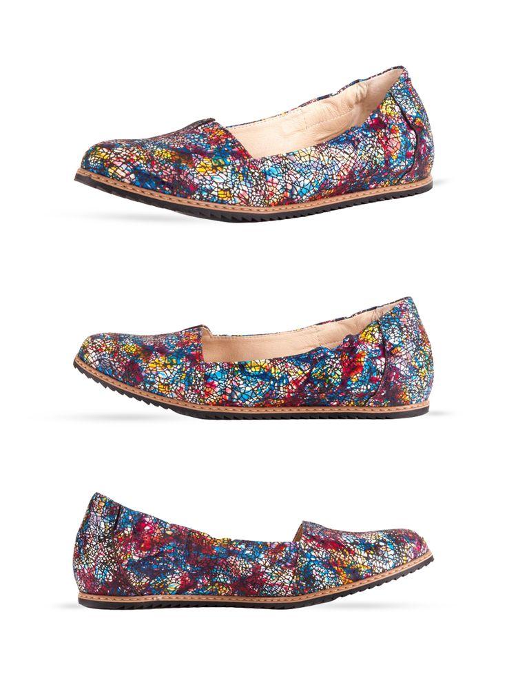 Nietypowa kolorystyka tych półbutów doda Twojej stylizacji blasku!  #eksbut #eksbutstyle #boots #buty #shoes #kobieta #moda #trendy #wiosna #springcollection