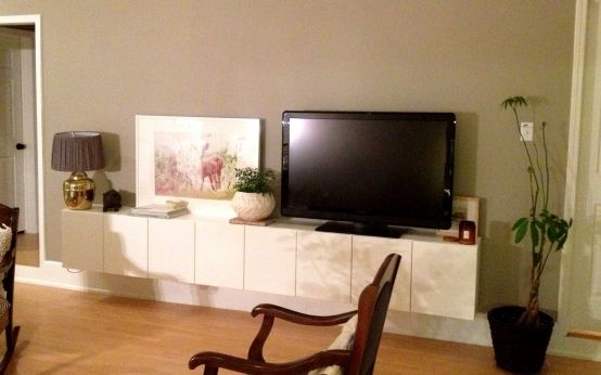 1000 Images About Floating Tv Stand On Pinterest