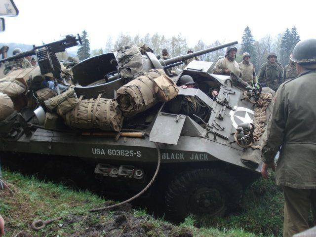 m8 greyhound armored car
