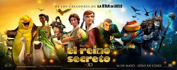 El_Reino_Secreto_Banner_Latino_Exclusivo_Cine_1