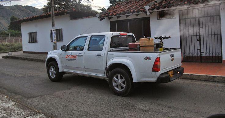 Diario Vallevirtual: Campaña contra el dengue