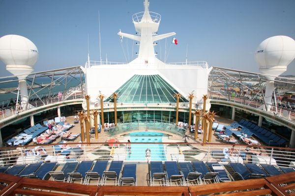 Explore The Beauty Of Caribbean: Liberty Of The Seas Images On