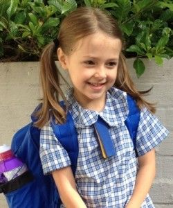 Click to read the article about the advantages of reading before school entry like Lily. She is in kindergarten and reading Grade 3 books, three years ahead in her reading age. Lily loves language, books and writing stories!