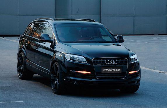 Audi Q7....