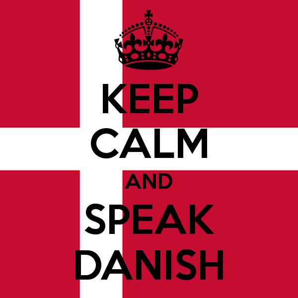 how to say i don t speak danish in danish