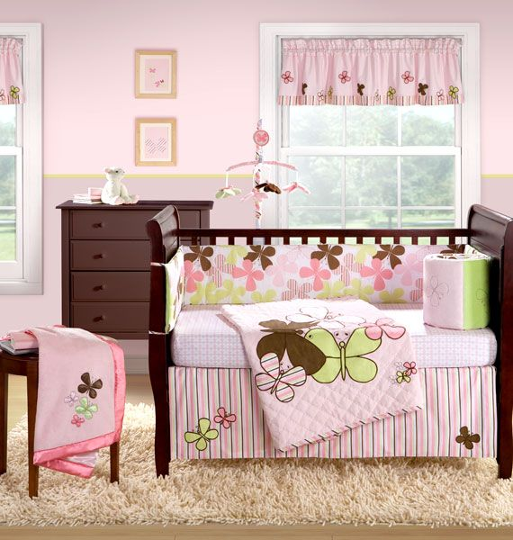 182 best images about Baby rooms decor on Pinterest  Baby girl