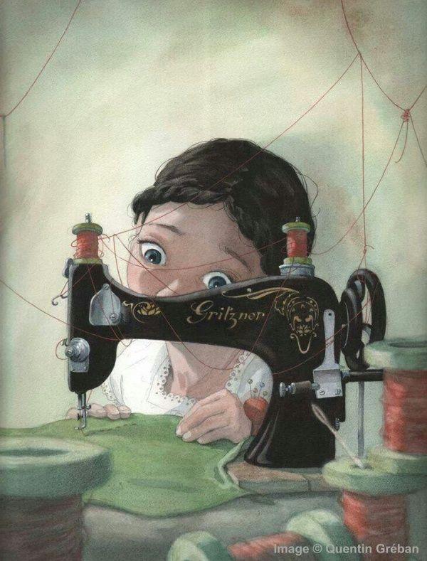 Иллюстраторы - наши современники - Quentin Greban (Квентин Гребан)
